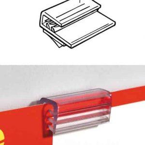 קיפוד לשילוט PVC